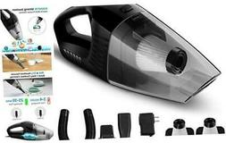 Handheld Cordless Vacuum Cleaner, Portable Rechargeable Hand